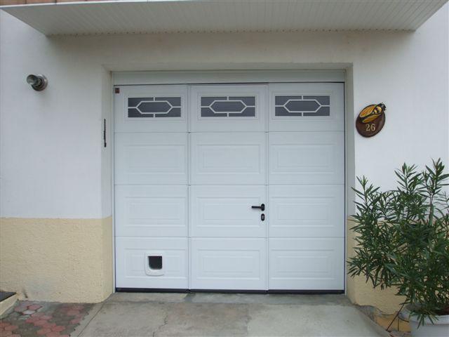 Toutes portes de garage sarl a d e s for Porte garage nancy