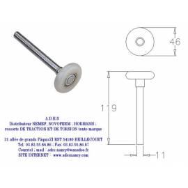 ROULETTE RTC574 STANDARD 46mm NYLON