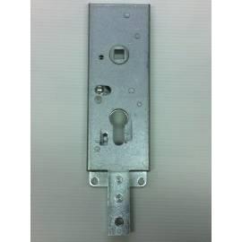 serrure de basculante verrouillage bas fixation 2 trous bas