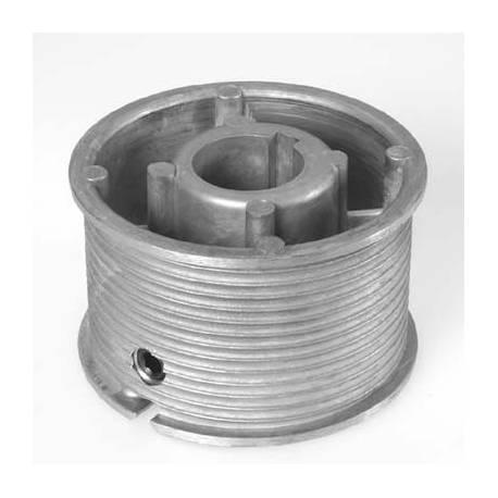 poulie d'enroulement de cables (la paire)