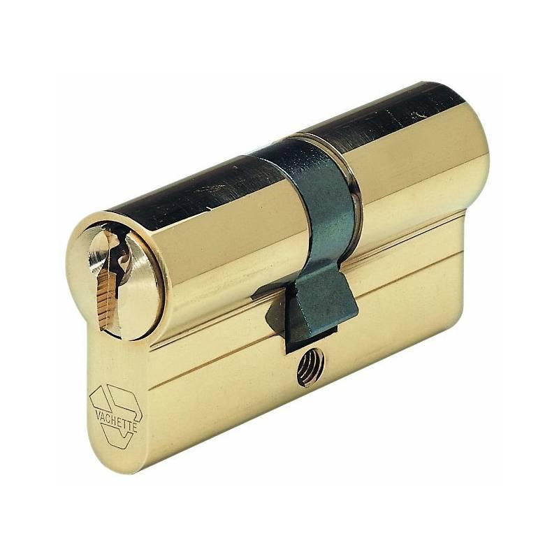 Cylindre de 60mm pour serrure de porte de garage for Barillet serrure porte garage basculante